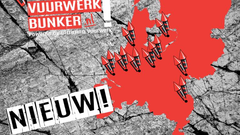 Nieuw: Vuurwerkbunker.nl Katwijk!