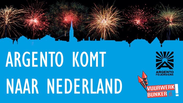 Argento Vuurwerk NL!